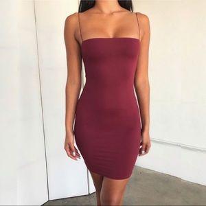 NWOT Meshki Mia Thin Strap Dress